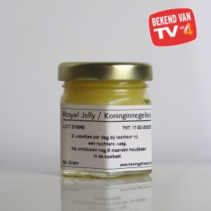 Pure Royal Jelly /koninginnelgelei